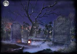 Cemetery Hitchhikers and Ghosts