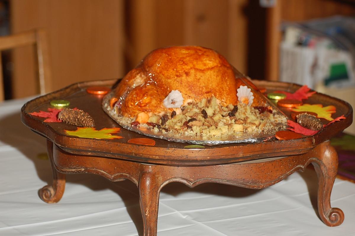 Thanksgiving, Turkey Dressing, &Cemeteries