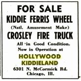 1951 billboard