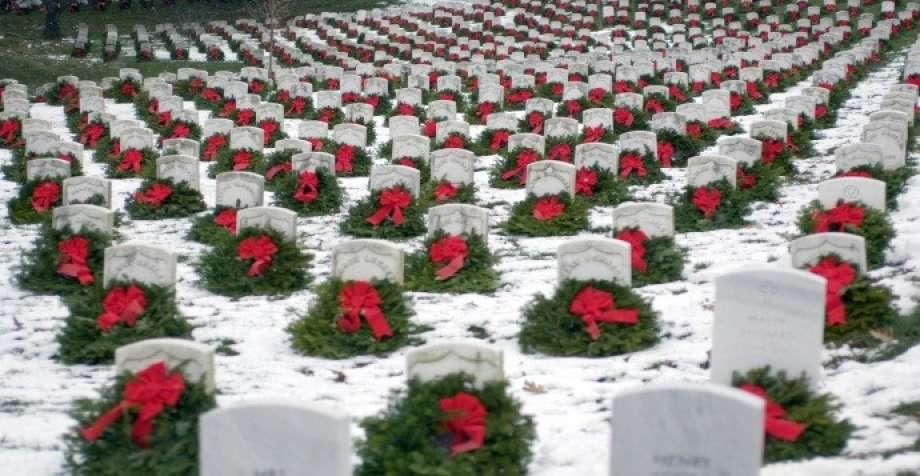 Christmas in the Cemetery – Sleep in HeavenlyPeace