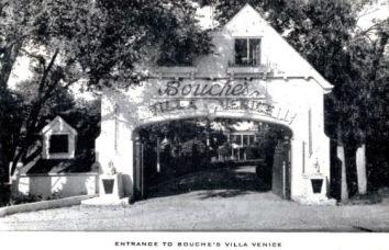 Villa Venice Postcard