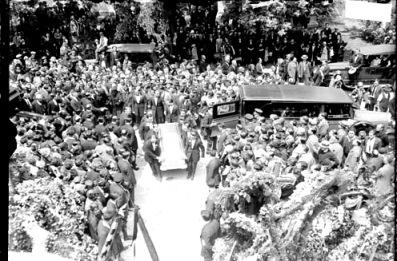 genna funeral